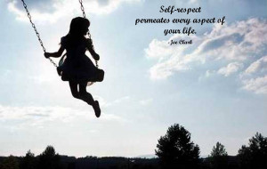 self confidence with respect quotes