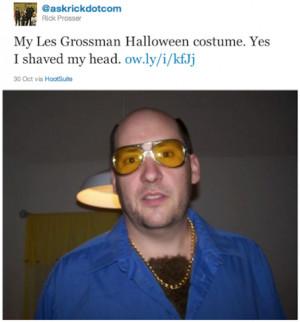 Tropic Thunder Les Grossman Quotes We're sure 'les grossman'