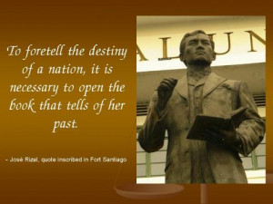 Quotes From Dr Jose Rizal