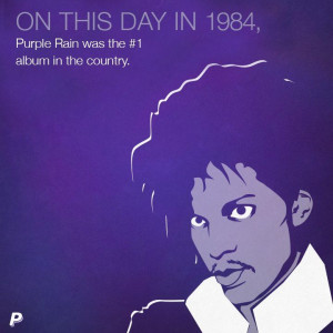 On August 14, 1984, Prince's