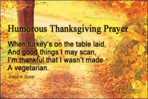 Thanksgiving prayer 8