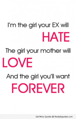 Funny Quotes About Mothers Love #9