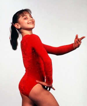Images Gymnast Pix Dominique Helena Moceanu