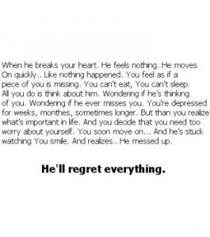 Tumblr Break Up Quotes Break up quotes