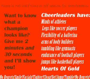 2014 Varsity Football Cheerleaders