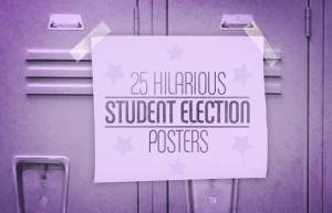 High School Student Council...
