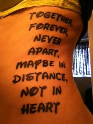 ... , Cute Disney Tattoo, A Tattoo, Best Friend Tattoos, Ideas Quotes