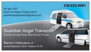 Guardian Angel Transport Non Emergency Medical Services, Inc