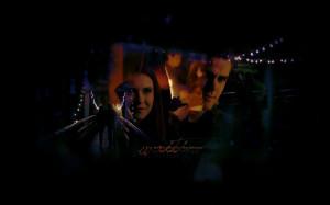 The Vampire Diaries TV Show Stefan & Elena