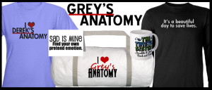 Grey's Anatomy shirts & gifts! Find your favorite Meredith Grey ...