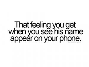 ... kiss phone falling in love nervous crush feeling butterflies crushing