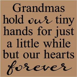 Love My Grandma Quotes And Sayings Grandma love q... i love my