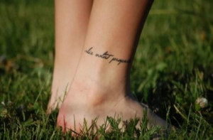 Love-Quotes-Tattoo-on-Foot