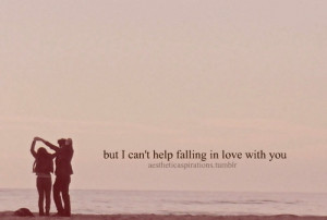 """Song: """"Can't Help Falling in Love"""" - Elvis PresleyImage from ..."""