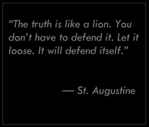 truthSaints Quotes, Awesome Quotes, St Augustine Quotes, Quotes To ...
