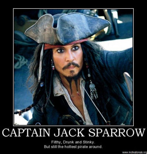 Captain Jack Sparrow Captain Jack-the best pirate 4ever