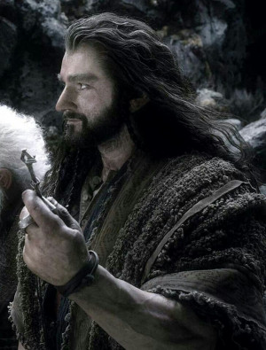 Richard Armitage / Thorin Oakenshield / Is this the only time he ...