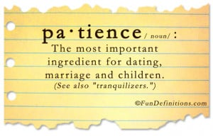 Patience Quote Funny Patience
