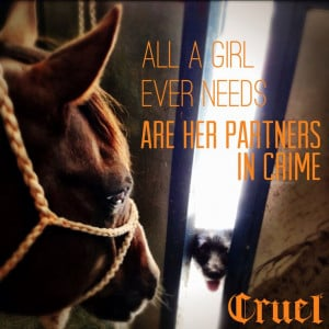 ... Girl And Her Dogs Quotes, Cattle, A Girl And Her Horse Quotes