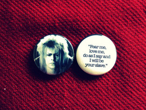 Labyrinth David Bowie Quotes