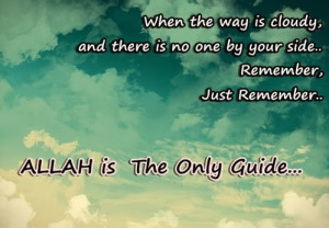 Islamic Inspirational Quotes : No Racism in Islam