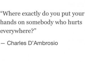 wish I knew