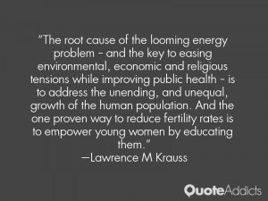 The root cause of the looming energy problem - and the key to easing ...