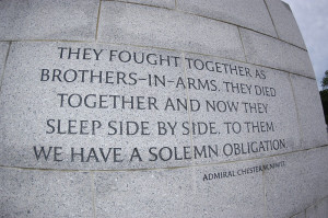 Will FDR's D-Day prayer be added to Memorial?