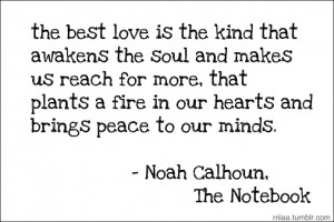 Quotes From The Notebook Tumblr notebook
