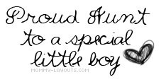love my nephew :): Aunty 2015, Kids Stuff, Proud Aunty Quotes, Baby ...