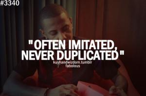 Rapper Fabolous Love Quotes: Pics For > Fabulous Rapper Quotes,Quotes