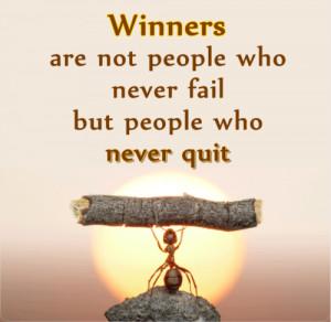 Winner Quotes