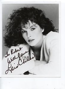 Lois Chiles Signed Photo in The Great Gatsby The Way We Were ...