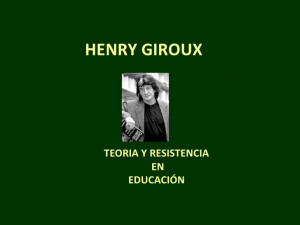 Henry Giroux Pictures