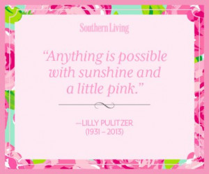 preppy lilly quote
