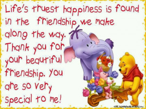 Friends are very spesial.
