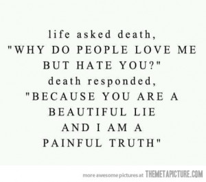 Funny Quotes About Life And Death (2)