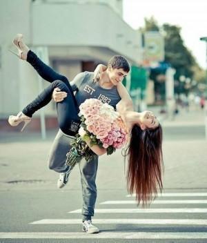boy, girl, love