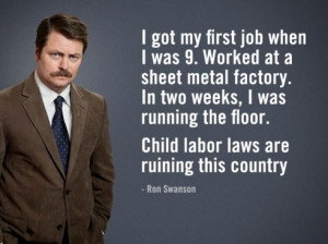 ... Swanson's 12 Awesomely Hilarious Libertarian Quotes About Government