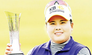 Inbee Park in seventh heaven with British Open victory