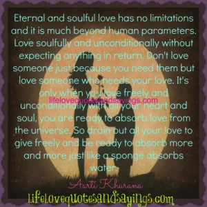 Unconditional Love Quotes Hearts Pictures