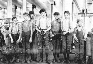 Industrial Revolution Child Labor
