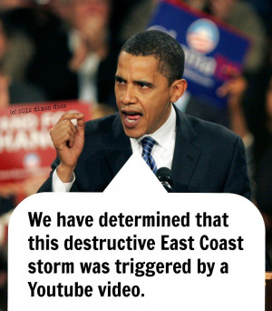 Funny Hurricane Sandy Quotes