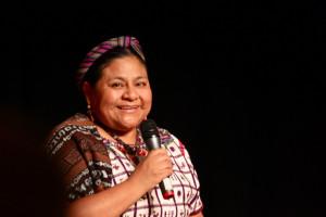 Rigoberta Menchu Quotes Rigoberta menchu tum by mike