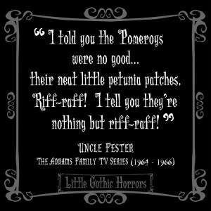 Little Gothic Horrors: Happy Birthday, Jackie Coogan!