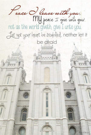 Lds Quotes On Baptism Temple quotes
