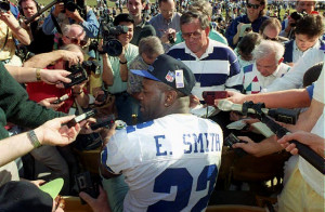 Funny Emmitt Smith Quotes