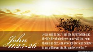 Resurrection Sunday (Easter) at FMBC