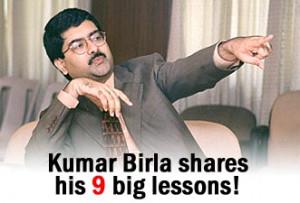 Kumar Mangalam Birla | June 01, 2005