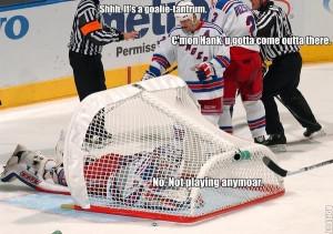 Funny Hockey Fight